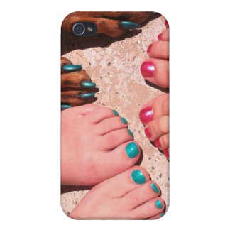 Peticure - Pedicure Spa Day iPhone 4/4S Cases