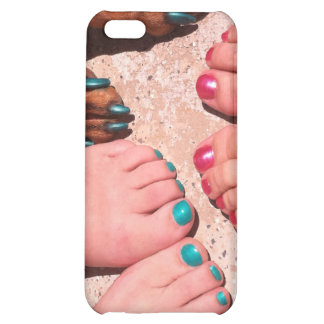 Peticure - Pedicure Spa Day iPhone 5C Cases