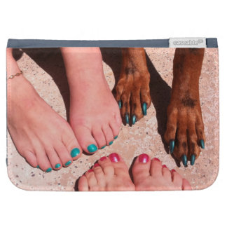 Peticure - Pedicure Spa Day Kindle Cases