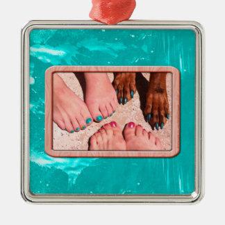 Peticure - Pedicure Spa Day Ornament