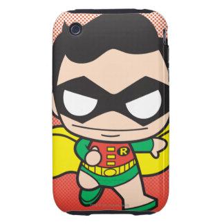 Petirrojo de Chibi iPhone 3 Tough Protector