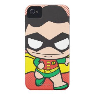 Petirrojo de Chibi Case-Mate iPhone 4 Coberturas