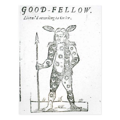 Petirrojo Goodfellow Postales