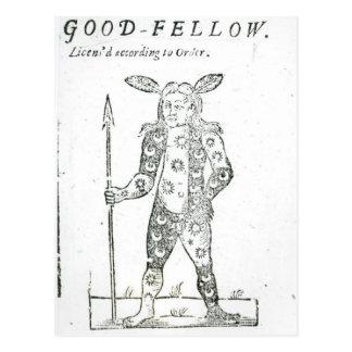 Petirrojo Goodfellow Postal