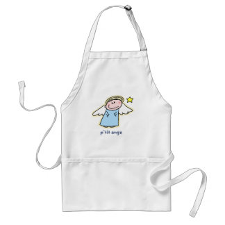 Petit Ange (little angel in French) Apron