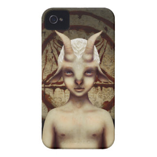 PETIT BAPHOMET iPhone 4 Case