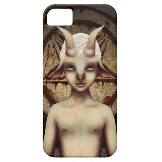 PETIT BAPHOMET iPhone 5 Case