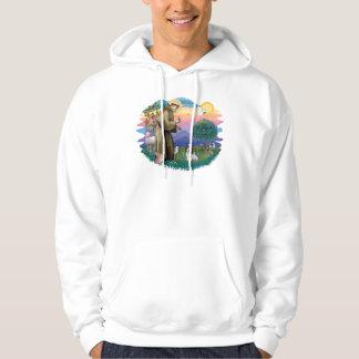 Petit Basset Girffon Vendeen (#1) Hooded Sweatshirt