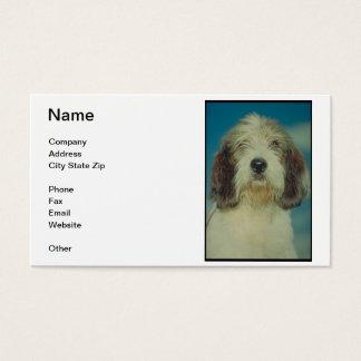 Petit Basset Griffon Vendeen Business Card