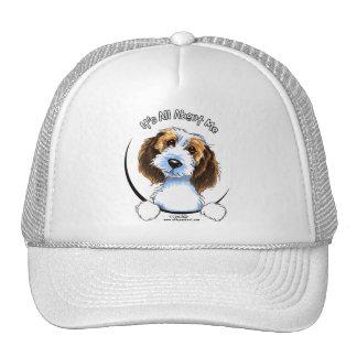 Petit Basset Griffon Vendeen PBGV IAAM Trucker Hat