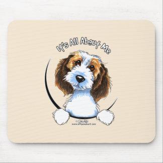 Petit Basset Griffon Vendeen PBGV IAAM Mouse Pad