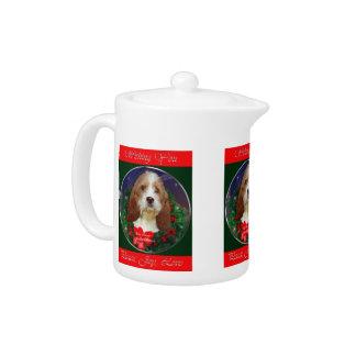 Petit Basset Griffon Vendeen Teapot