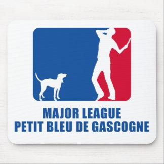 Petit Bleu de Gascogne Tapete De Ratón