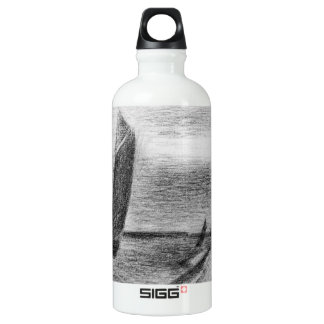 Petit-Fort-Philippe by Georges Seurat SIGG Traveler 0.6L Water Bottle