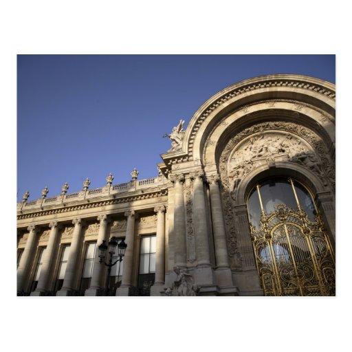 Petit Palais. Paris. France Postcard