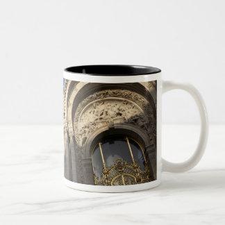Petit Palais. Paris. France Two-Tone Coffee Mug