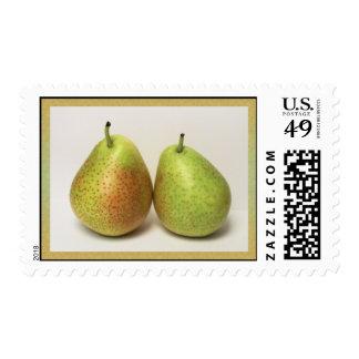 Petit Pears Postage Stamp