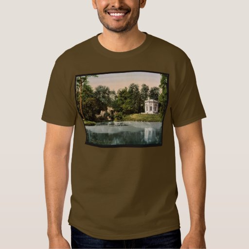 Petit Trianon, the Pavillion and the Rock of Marie Tee Shirt