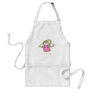 Petite Ange (little angel in French) Apron
