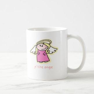 Petite Ange (little angel in French) Coffee Mug