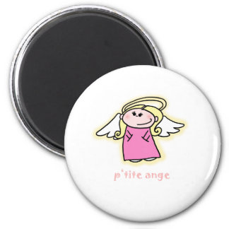 Petite Ange (little angel in French) Magnet