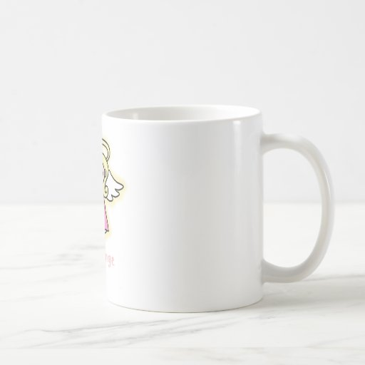 Petite Ange (little angel in French) Mugs