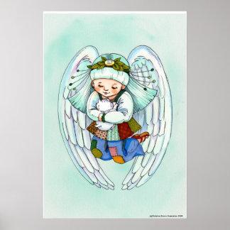 Petite Angel of Harmony Poster