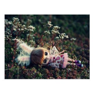 Petite Blyhte Postcard
