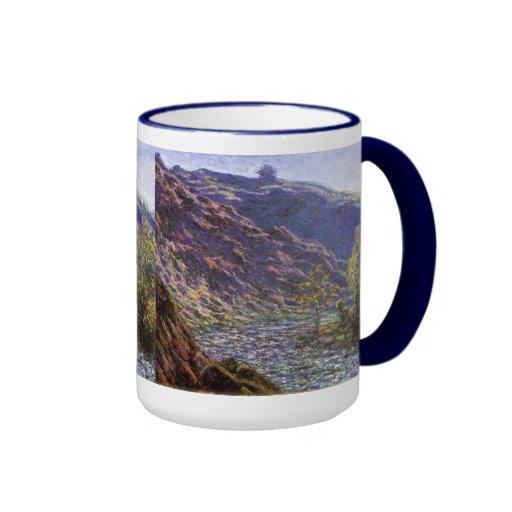 Petite Creuse, Sunlight by Monet, Vintage Fine Art Coffee Mug