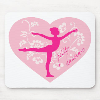 Petite Danseuse Mouse Pad