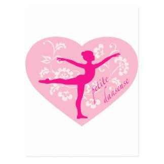 Petite Danseuse Postcard