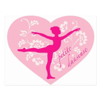 Petite Danseuse Post Card