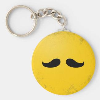 Petite Handlebar Keychain