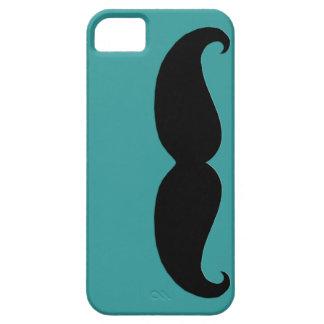 Petite Handlebar Mustache iPhone 5 Covers