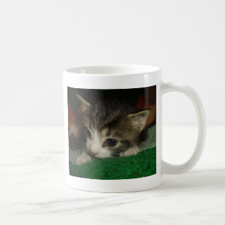 Petite Pussycat Coffee Mug