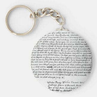 Petition For Bail From Witches Basic Round Button Keychain