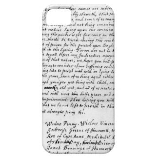Petition For Bail From Witches iPhone SE/5/5s Case