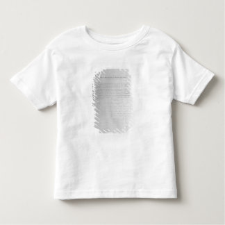 Petition to the Directors of the London and North- Toddler T-shirt