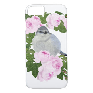 "PetitRose ""Little Bird and Roses"" iPhone 8/7 Case"