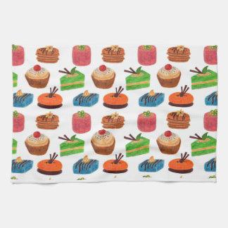 Petits Fours Kitchen Towel
