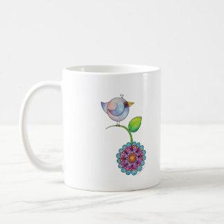 'Petitsa' Bird Mug