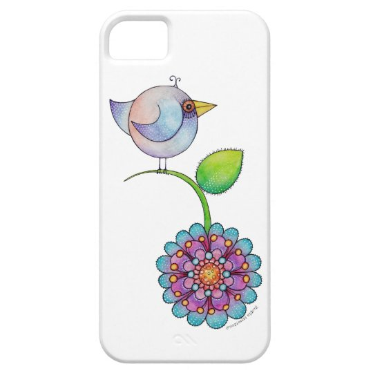 'Petitsa' iPhone 5 Barely There Case