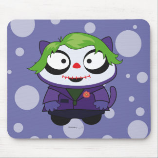 PETJOKER HALLOWEEN ALIEN MONSTER CARTOON MOUSE PAD