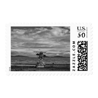 Petone Beach Structure Postage