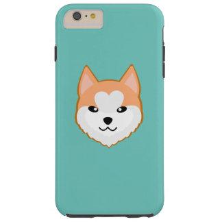 Petory Akita Tough iPhone 6 Plus Case