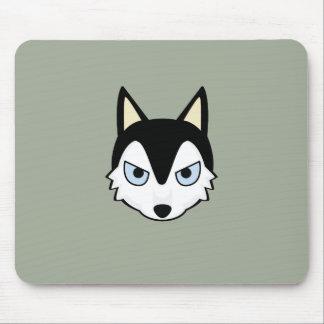 Petory Siberian Husky Mouse Pad