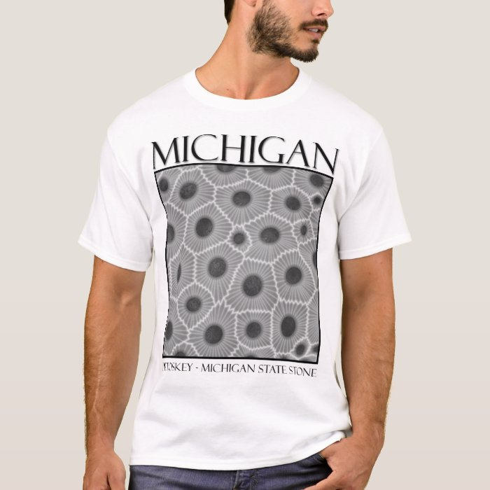 Petoskey image - Michigan T-Shirt