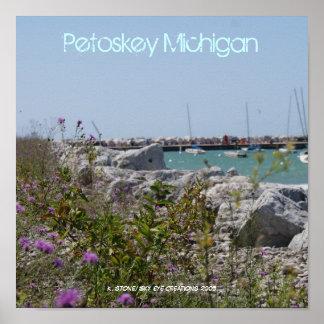 Petoskey Michigan Posters