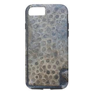 petoskey stone background iPhone 7 case