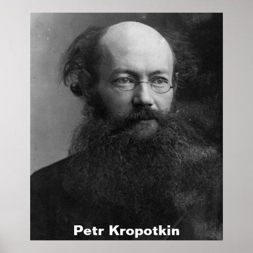 Petr Kropotkin poster